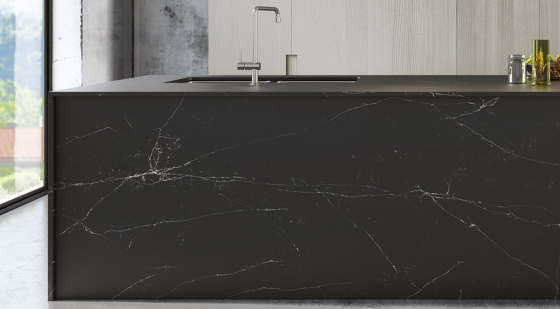 Unique Marquina™ by Compac | Natural stone tiles