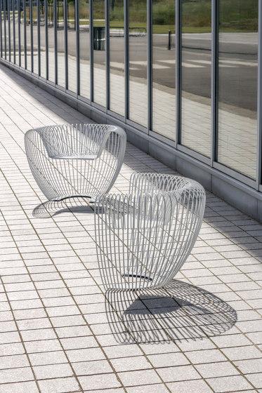 Bubble Armchair de Concept Urbain | Sillas