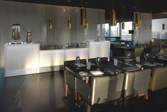 Bar Collection | 1m Module de Moree | Comptoirs