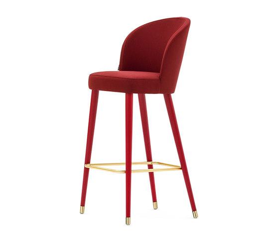 Rose 03081   03091 by Montbel   Bar stools