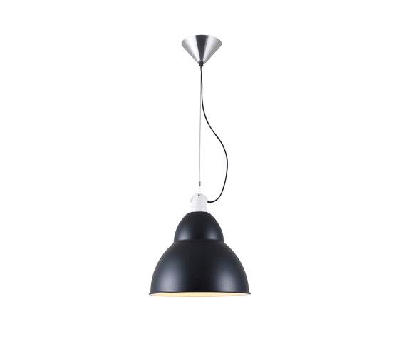 BB1 Pendant Light, Black by Original BTC   Suspended lights