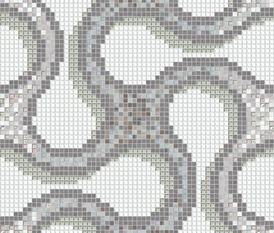 Shiru Grey de Mosaico+ | Mosaïques verre