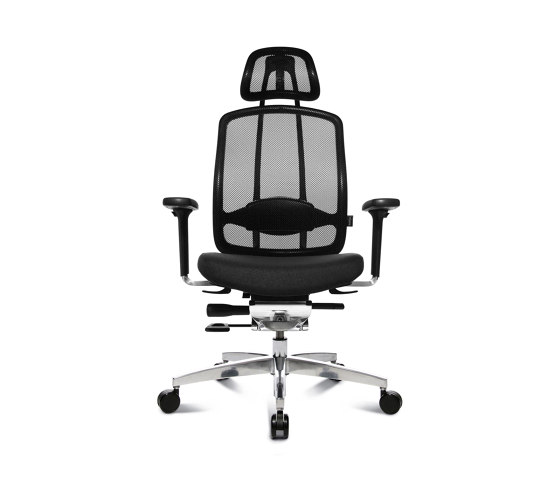 AluMedic 10 schwarz by Wagner   Office chairs