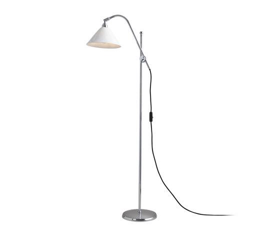 Task Ceramic Floor Light, Natural by Original BTC | Free-standing lights