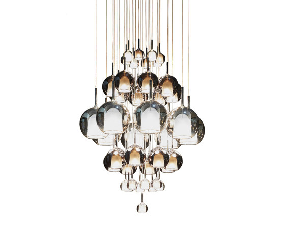 GLO pendant by Penta   Suspended lights