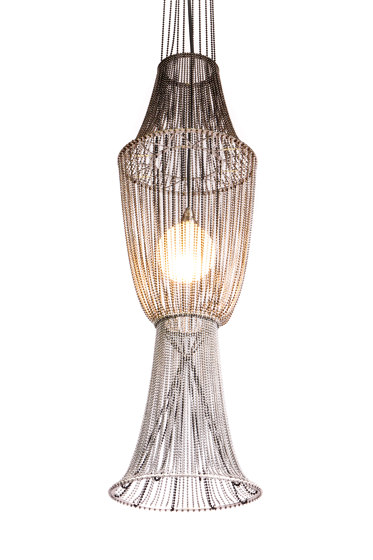 Moroccan Vases - 4 by Willowlamp | Suspended lights