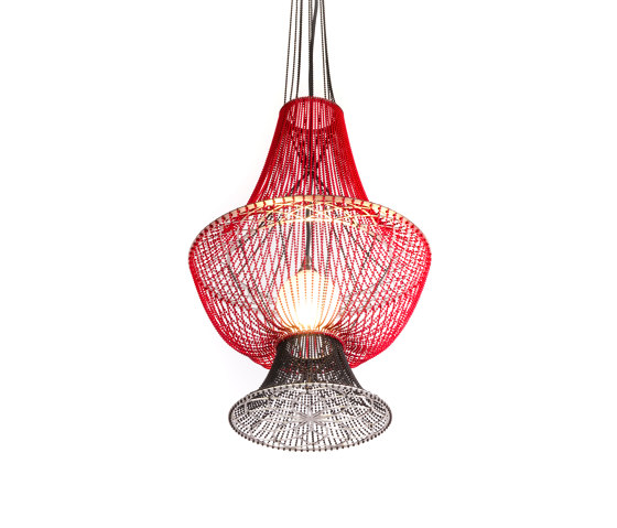 Moroccan Vases - 5 by Willowlamp   Suspended lights