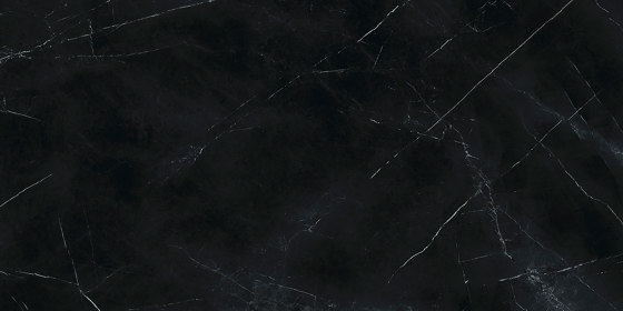 Storm Negro High-Gloss Polished by INALCO | Mineral composite panels