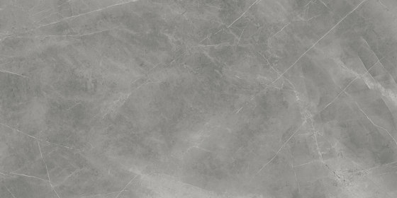 Storm Gris High-Gloss Polished by INALCO | Mineral composite panels