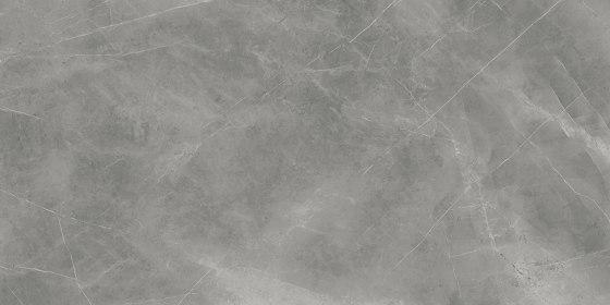 Storm Gris High-Gloss Polished de INALCO | Panneaux matières minérales