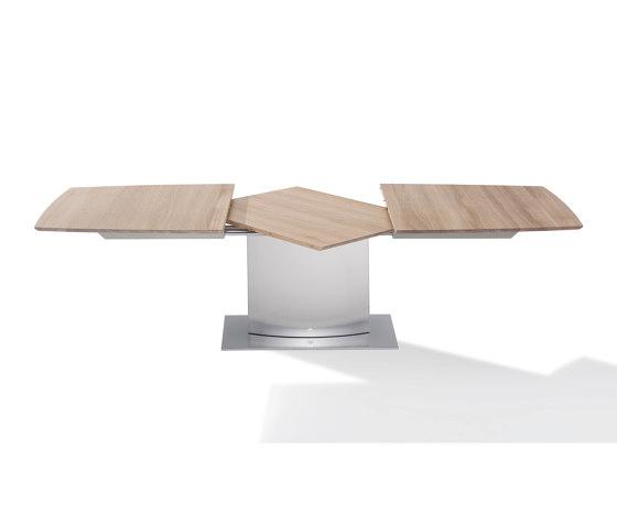 Adler II   1224 - Wood Tables de DRAENERT   Tables de repas