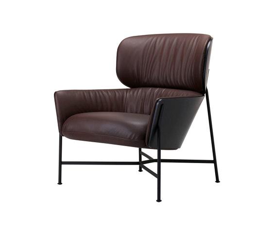 Caristo Low Back Armchair de SP01 | Fauteuils