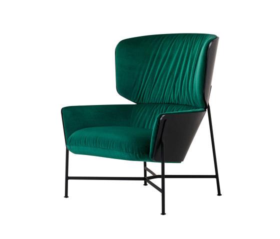 Caristo High Back Armchair de SP01 | Sillones