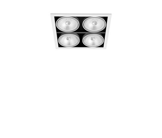 Orbital 4 QR-111   w di ARKOSLIGHT   Lampade soffitto incasso