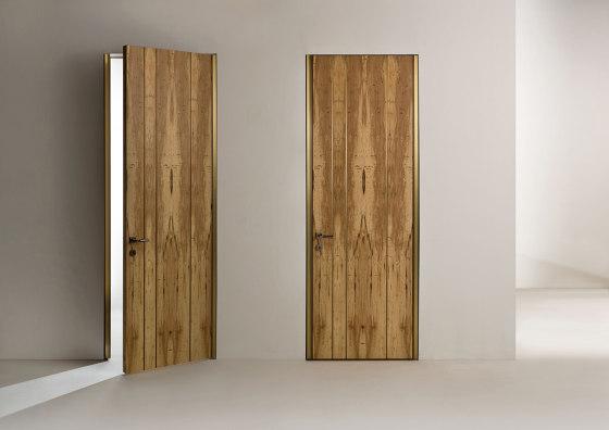 Line | Hinged Door by Laurameroni | Internal doors