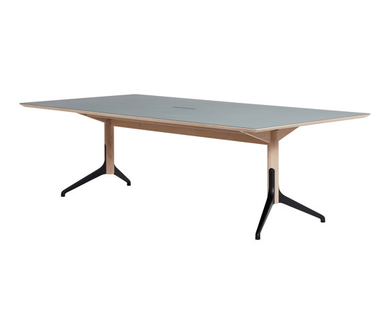 Woodstock Meeting Table by ICONS OF DENMARK | Contract tables