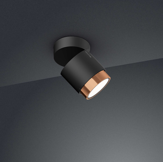 lui volto by Occhio | Ceiling lights