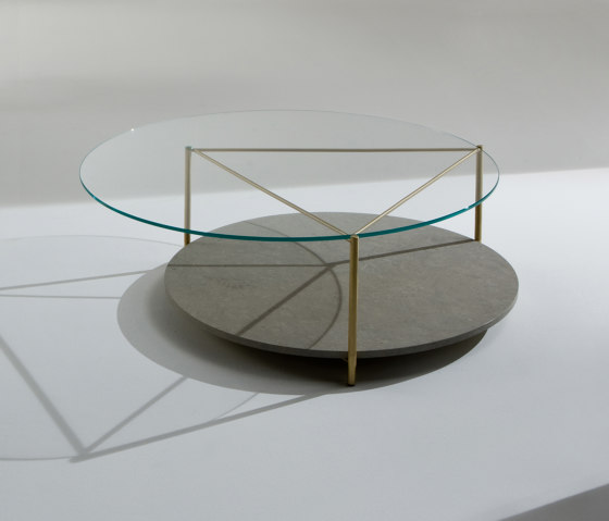Echo | Low Table by Laurameroni | Coffee tables
