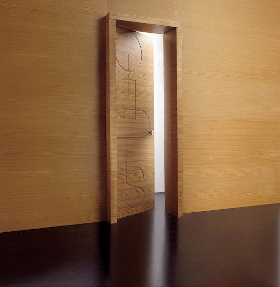 Graffiti   Hinged Door Words by Laurameroni   Internal doors