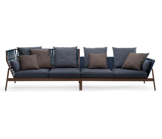 PIPER 104+005 sofa modules von Roda | Sofas