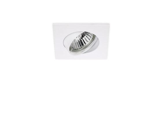 Basic Square 12V & 230V   w by ARKOSLIGHT   Recessed ceiling lights