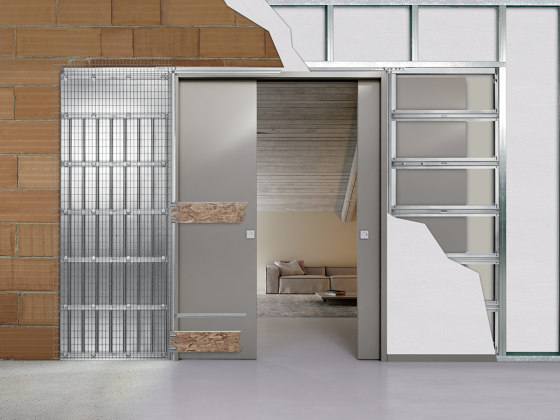 ECLISSE Shodō Double by ECLISSE | Internal doors