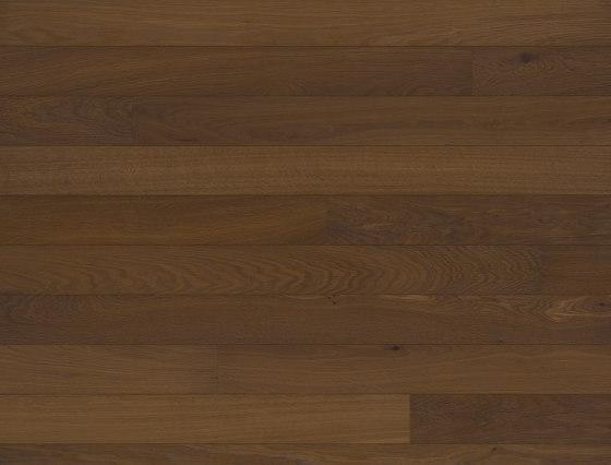 Cleverpark Oak slightly smoked Cacao 15 by Bauwerk Parkett   Wood flooring