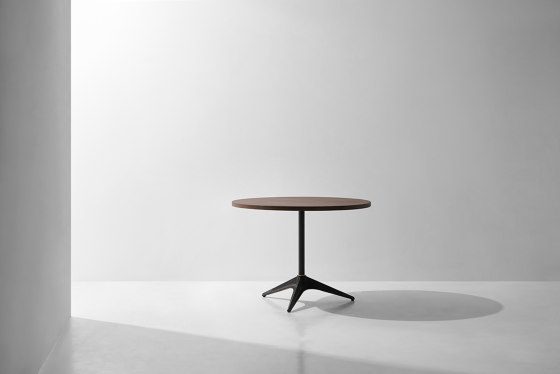 Compass Bistro Table Circular by District Eight | Dining tables