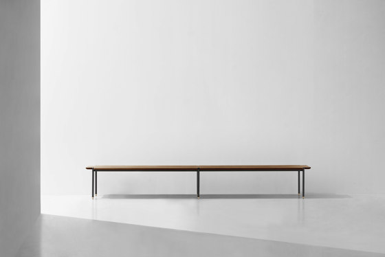 Stacking Bench Large by District Eight | Benches