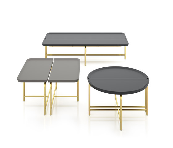 1+1 by Pianca | Coffee tables