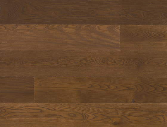Villapark Oak slightly smoked Cacao 15 by Bauwerk Parkett | Wood flooring