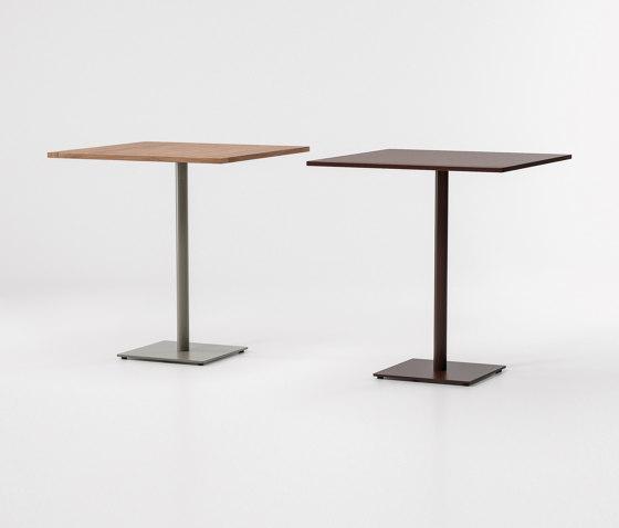 Net bar table de KETTAL | Mesas altas