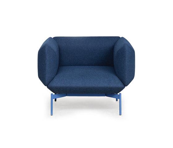Segment armchair by Prostoria | Armchairs