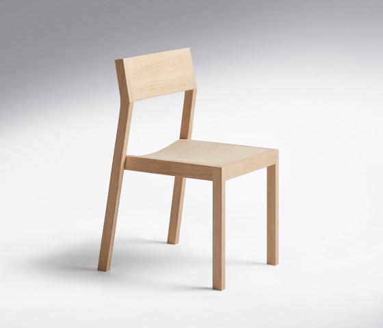 Steiner | Chair Exsel di Schmidinger Möbelbau | Sedie