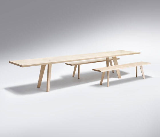 Sennhaus | Table Sennhaus di Schmidinger Möbelbau | Tavoli pranzo