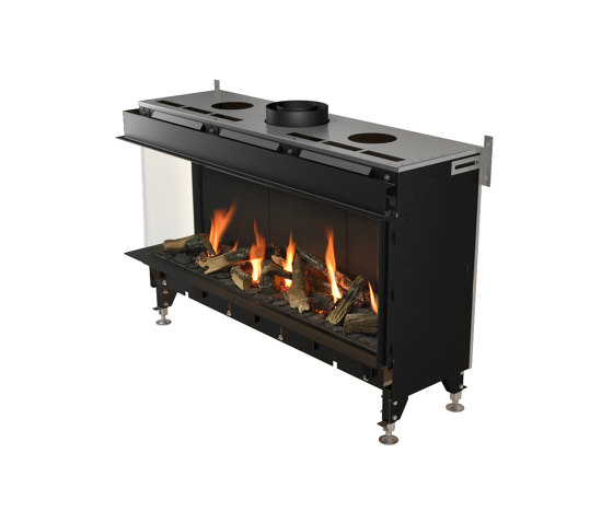 Valentino LF 1000/1300 by Planika | Closed fireplaces