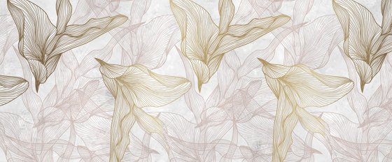 Romantic Traces | RT1.07 SG by YO2 | Wall coverings / wallpapers