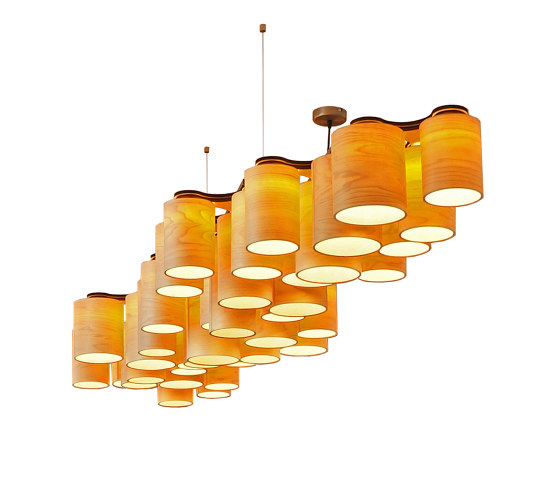 Carillon L39 de Passion 4 Wood | Lámparas de techo