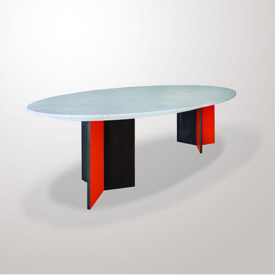 Redmayne Dining Table de Ivar London | Tables de repas