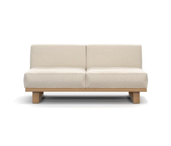 9.ZERO Modular Sofa Central 2S by Atmosphera | Sofas