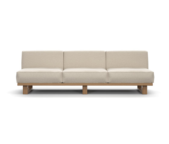 9.ZERO Modular Sofa Central 3S by Atmosphera | Sofas