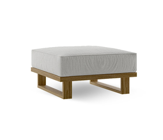 9.ZERO Modular Sofa Pouf by Atmosphera | Poufs