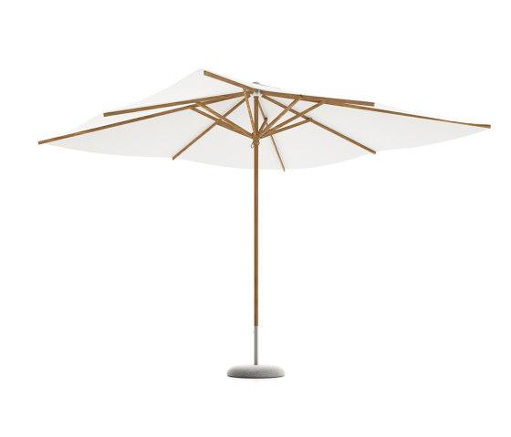 Desert Center pole umbrella by Atmosphera | Parasols