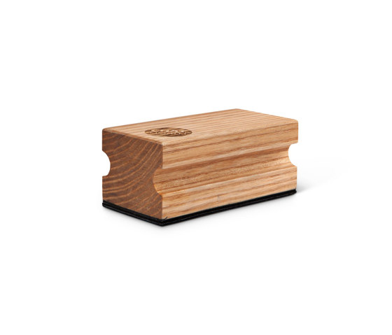 CHAT BOARD® Woody Eraser Natural by CHAT BOARD® | Living room / Office accessories