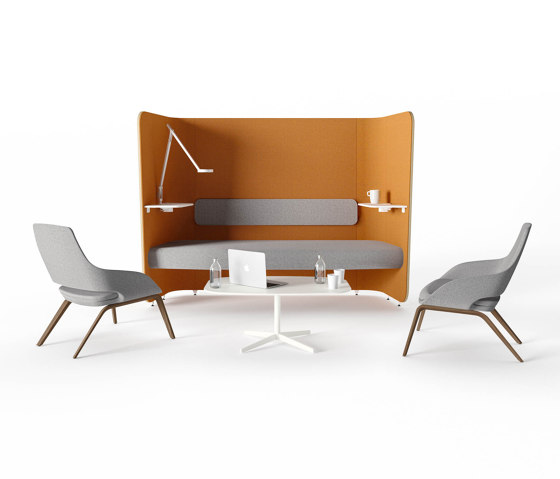 We Meet meeting by Sinetica Industries | Sound absorbing architectural systems