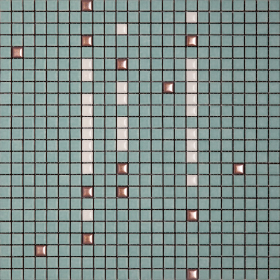 Metrica Trattini de Appiani | Mosaïques céramique