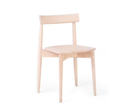 Lara   Chair di L.Ercolani   Sedie
