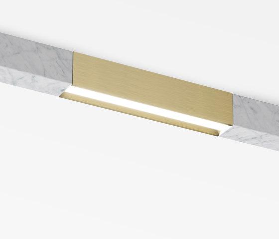 Bloc Stripe by Eden Design | Ceiling lights