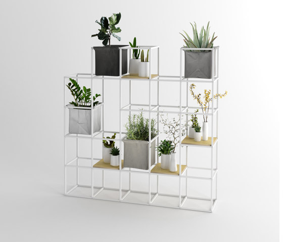 iPot 5x5 by iPot   Exhibition systems