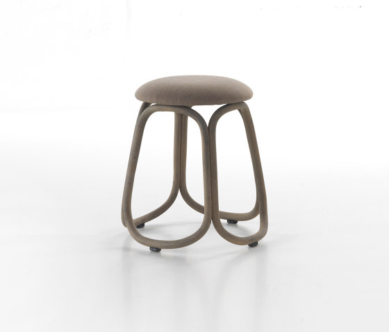 Gres low barstool by Expormim | Stools